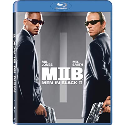 Men In Black II [Blu-ray]