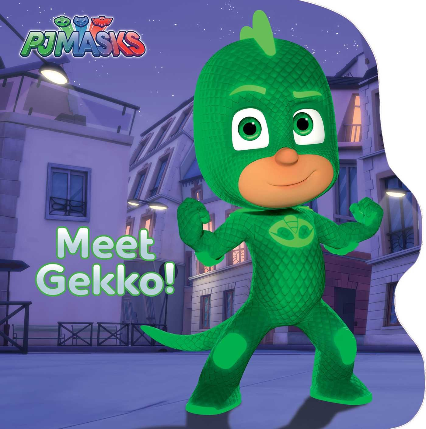 Download Meet Gekko! (PJ Masks) pdf