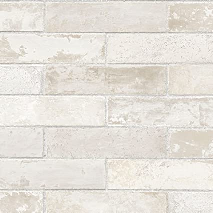 Norwall Ll29532 Swiss Brick Prepasted Wallpaper Amazon