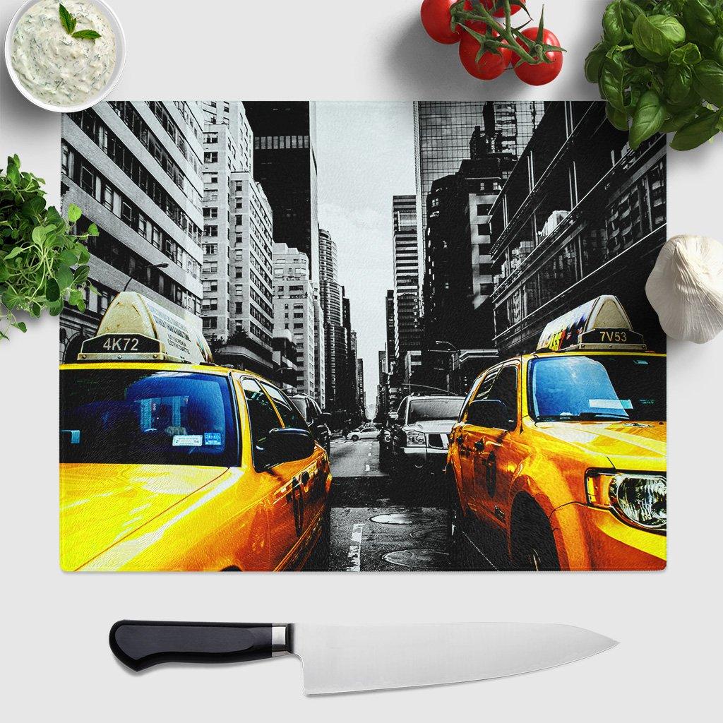 the latest e8bd1 5408d Big Box Art Yellow Taxi Cab New York City 1