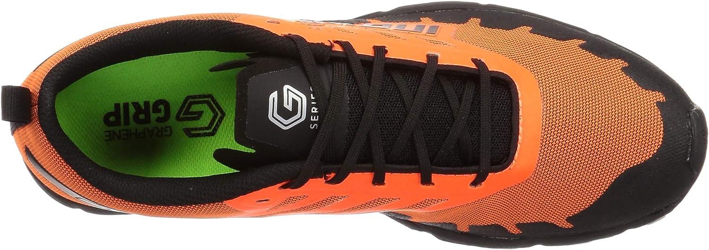 Orange Inov8 X-Talon G 235 Mens Trail Running Shoes