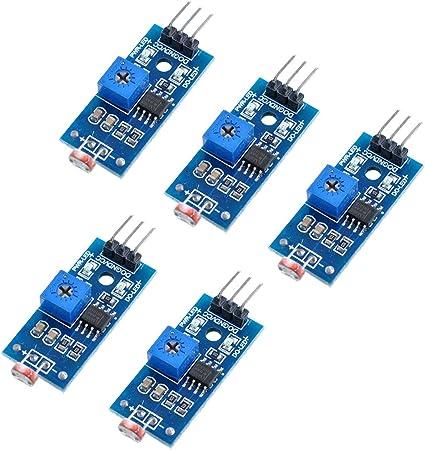 lm393 lichtempfindlichen lichtsensor modul für arduino