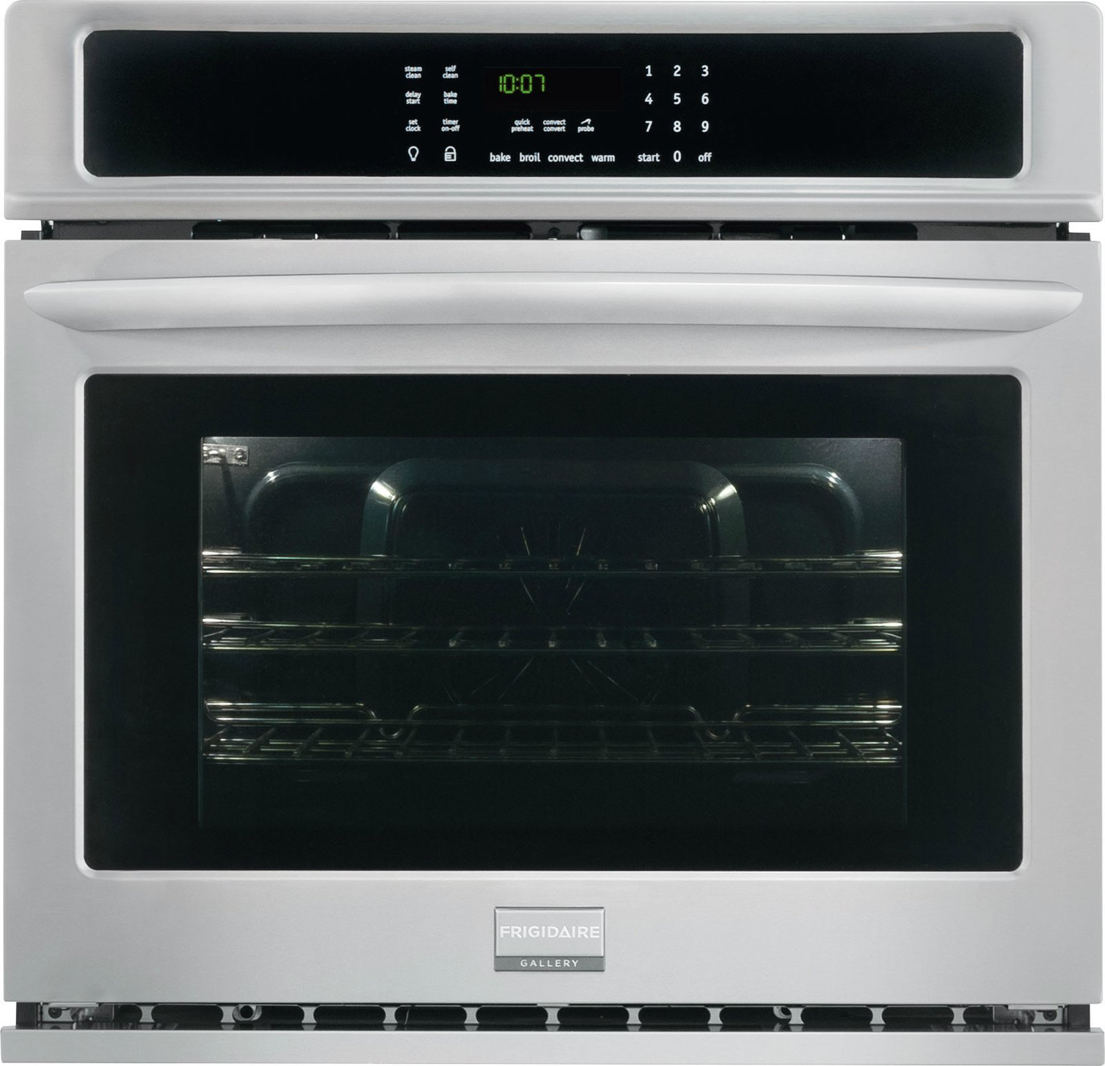 Frigidaire FGEW3065PF FGEW3065PF-Gallery 30'' Electric Single Wall Oven-Convection, 30 inches, Stainless Steel by FRIGIDAIRE