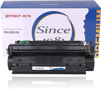 Print-Rite Compatible HP Toner q2613x q2613a 13a Negro Cartucho de ...