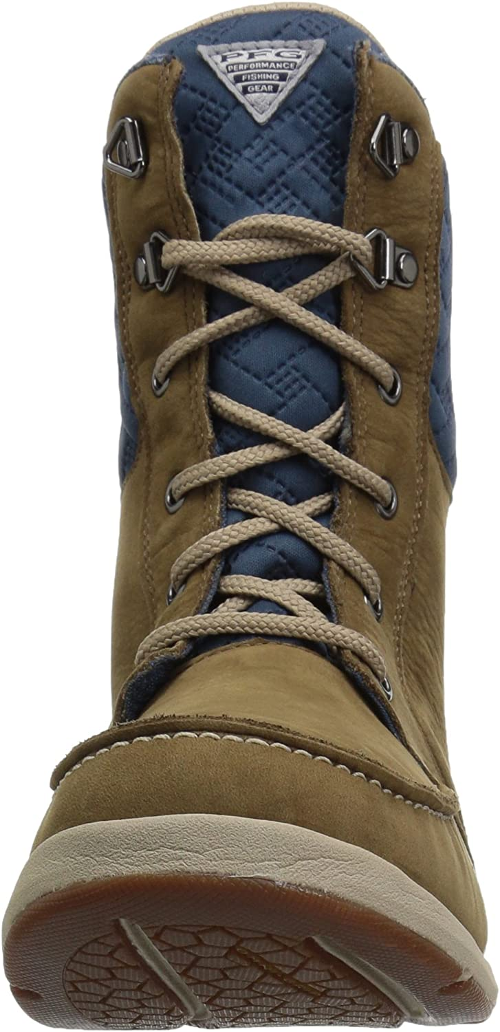 Columbia Womens Bahama Boot PFG Waterproof /& Breathable