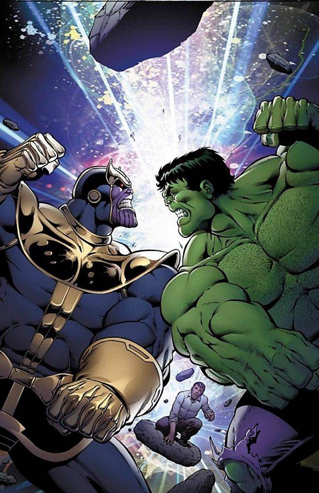 Thanos vs. Hulk pdf