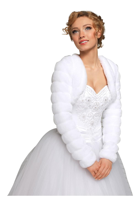 Veste cape femme blanche