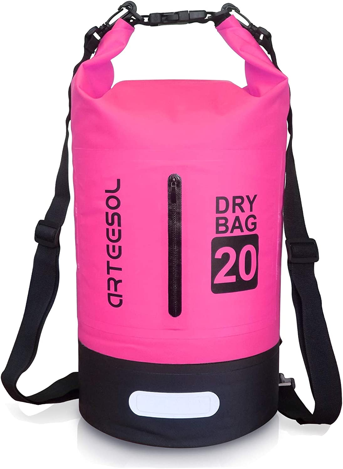 Amazon Com Arteesol Waterproof Dry Bag Backpack Set 5l 10l 20l 30l With Waterproof Phone Pouch Sack Women For Men Keeps Gear Dry Outdoor Water Sports Kayaking Swimming Boating Fishing Cycling Beach Canoeing Sports