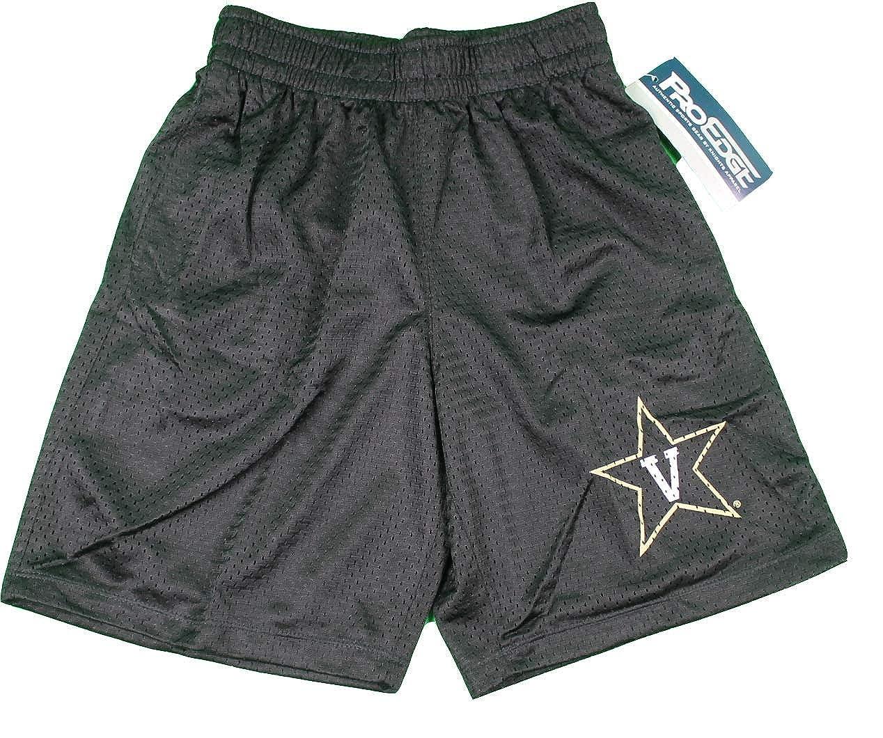 NCAA Vanderbilt University Boys Pull on Shorts with Pocket