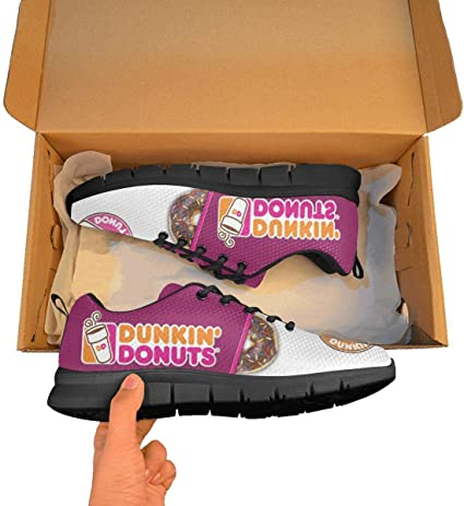 TeeKP Dunkin Donut Breathable Sneaker