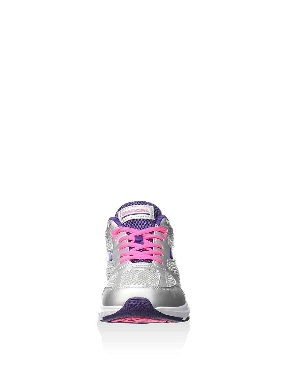 Diadora Shape 5, Damen Damen 5, Sneaker silber EU 36 (3.5 UK) - 1b3085