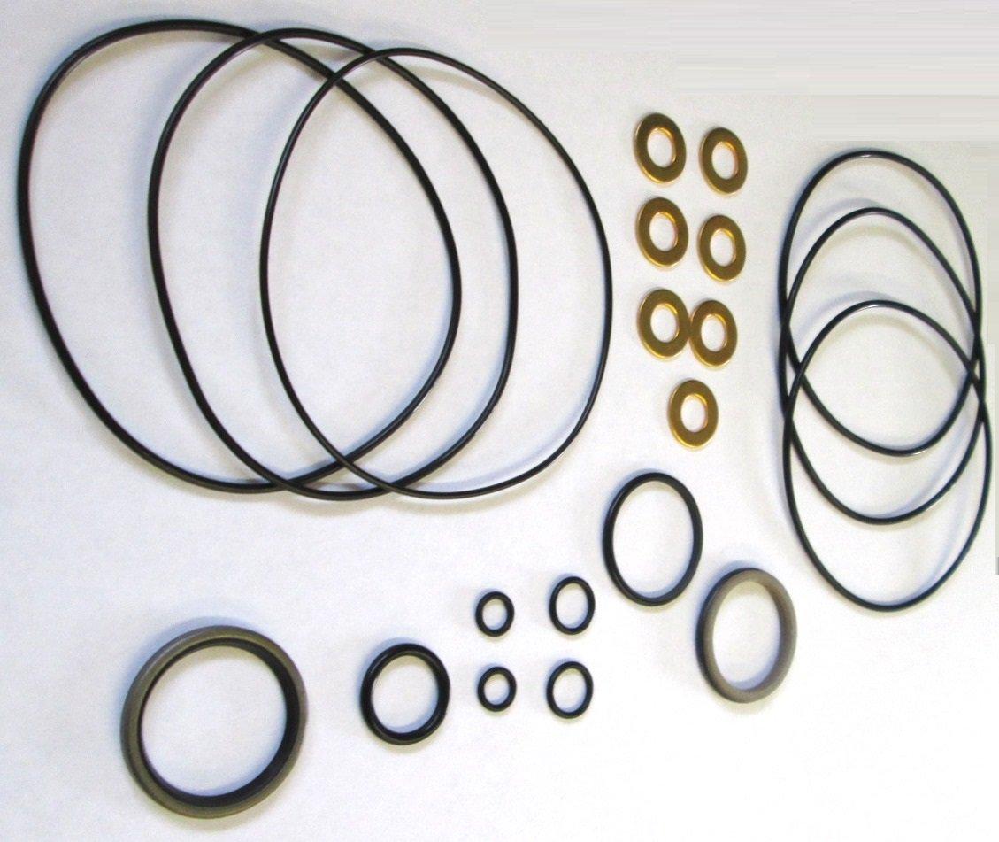 SU 150N4040 - Sauer Danfoss Seal Kit for OSP Steering Motor by Sauer-Danfoss
