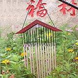 Sunfire House Collection-Campane a vento con struttura in argento da 15
