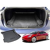 RUIYA Alfombrilla para Maletero Tesla Model 3, Impermeable