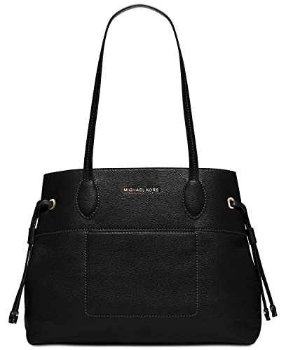 84c8b531262d Michael Michael Kors Mae Large East West Drawstring Tote (Black): Handbags:  Amazon.com