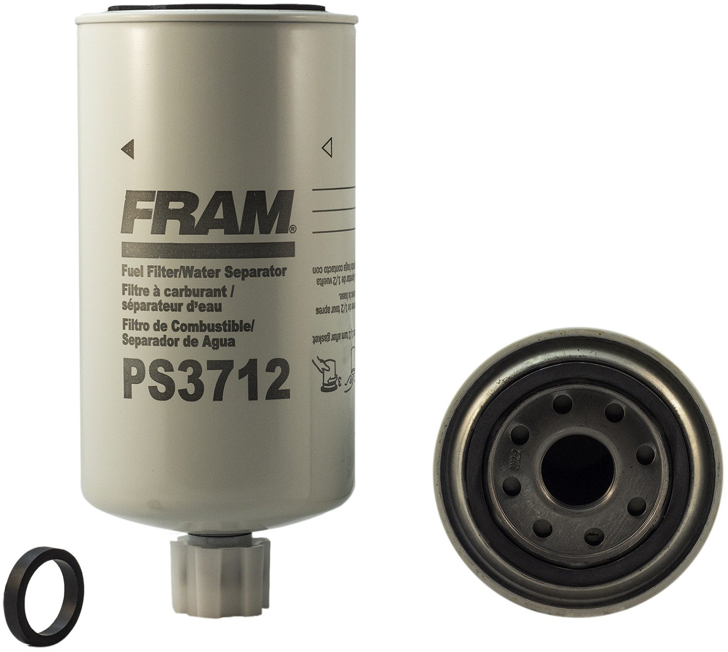 FRAM PS3712 Fuel and Water Separator Filter rm-FTA-PS3712