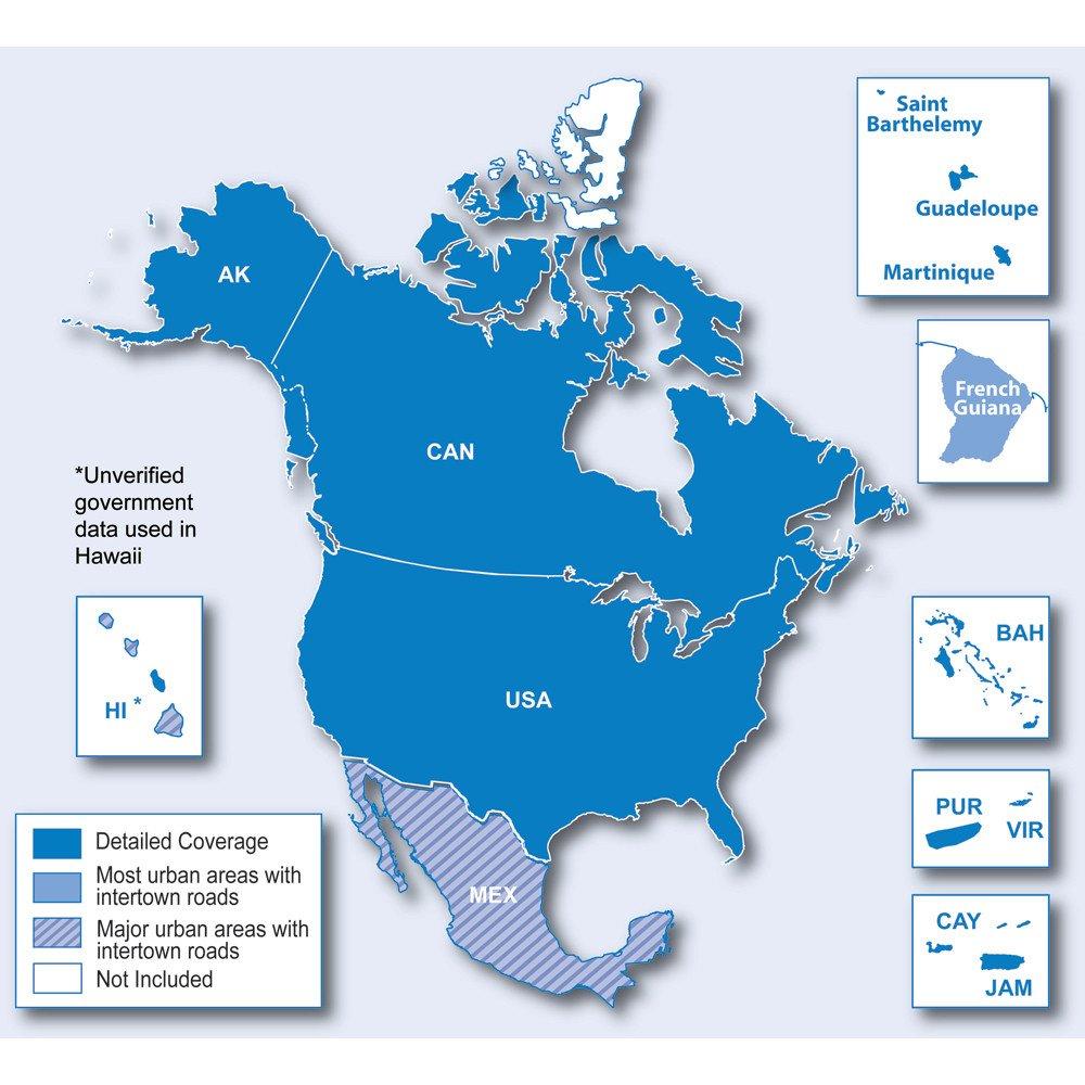 Amazoncom New Garmin City Navigator North America NT 2012 Map