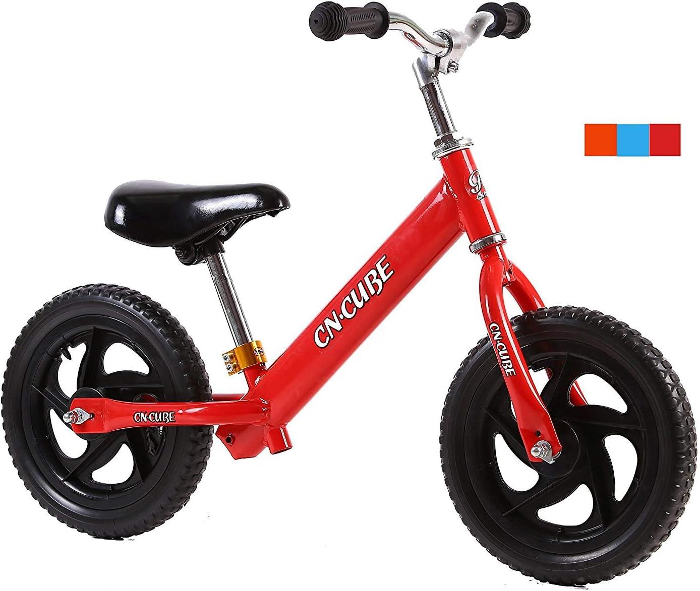 CN CUBE - Bicicleta de Equilibrio: Amazon.es: Deportes y aire libre