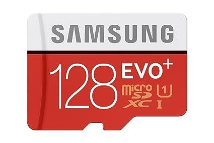 Samsung MB-mc128d/EU - Tarjeta Memoria microSD Clase 10,128 GB