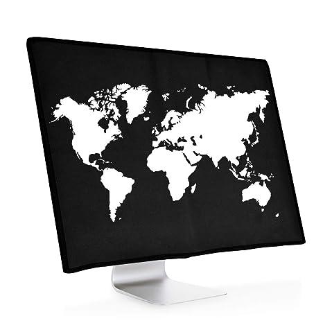 "kwmobile Funda para Monitor Apple iMac 27"" / iMac Pro 27"" - Cubierta ["