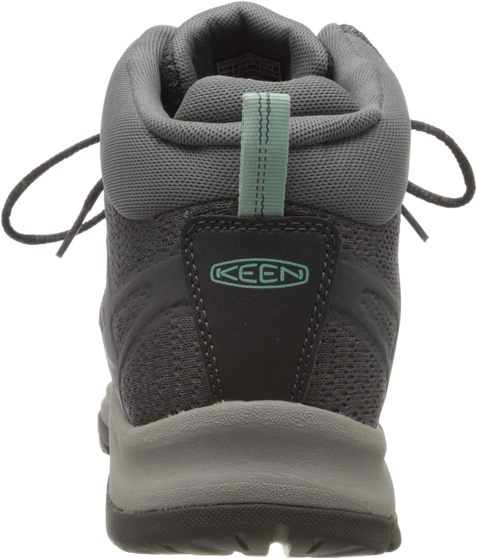 Grey KEEN Womens Trail Trekking Shoes