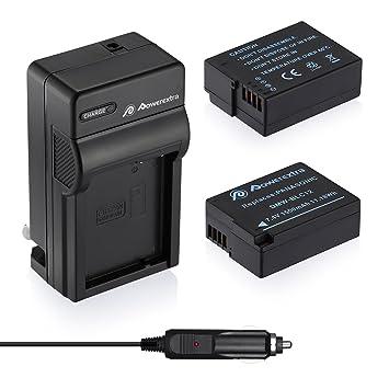 Amazon.com: Powerextra Batería y Cargador para Panasonic DMW ...