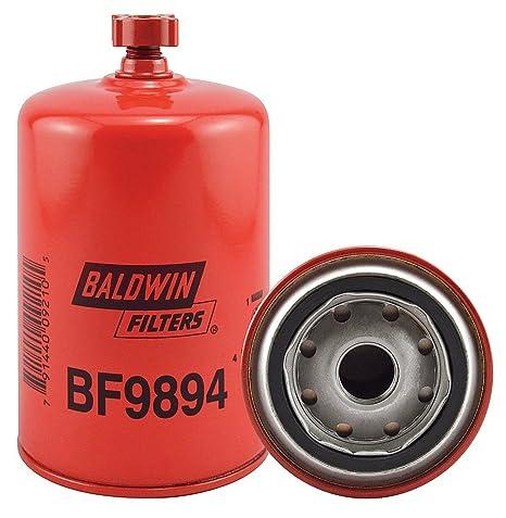 Baldwin filtros bf9894 Filtro de combustible (6 - 5/32 x 3 ...
