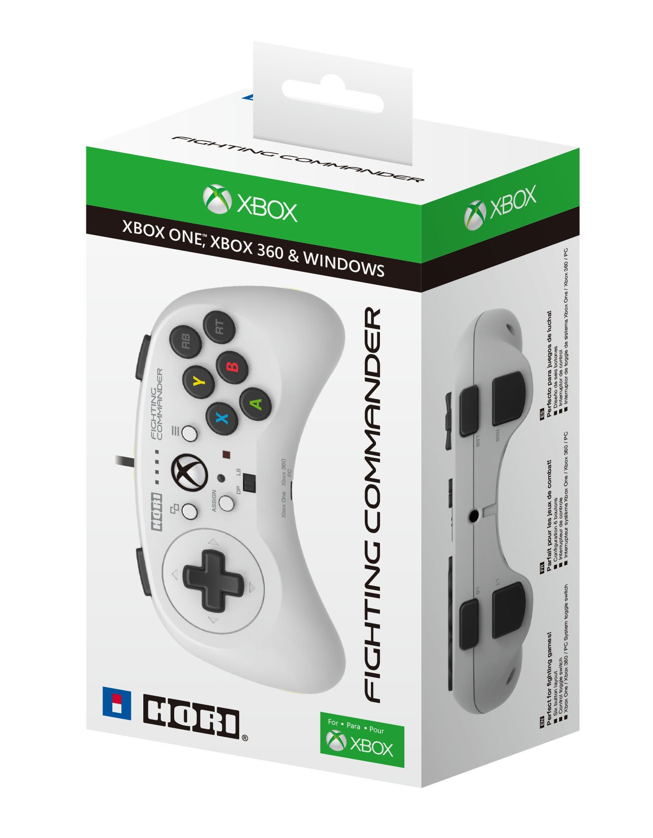 HORI Fighting Commander for Xbox One Officially Licensed by Microsoft by Hori (Image #2)