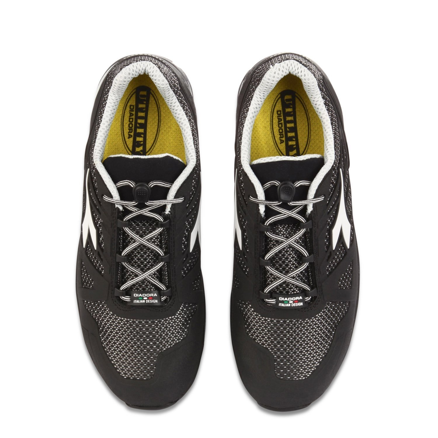 Diadora D-Trail Bright Low S1p Sra HRO Scarpe Antinfortunistiche Uomo   Amazon.it  Scarpe e borse 438e807b6d3