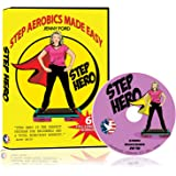 Step Hero DVD | Step Aerobics Made Easy for Beginners | with Master Instructor Jenny Ford | Cardio Fitness Toning…