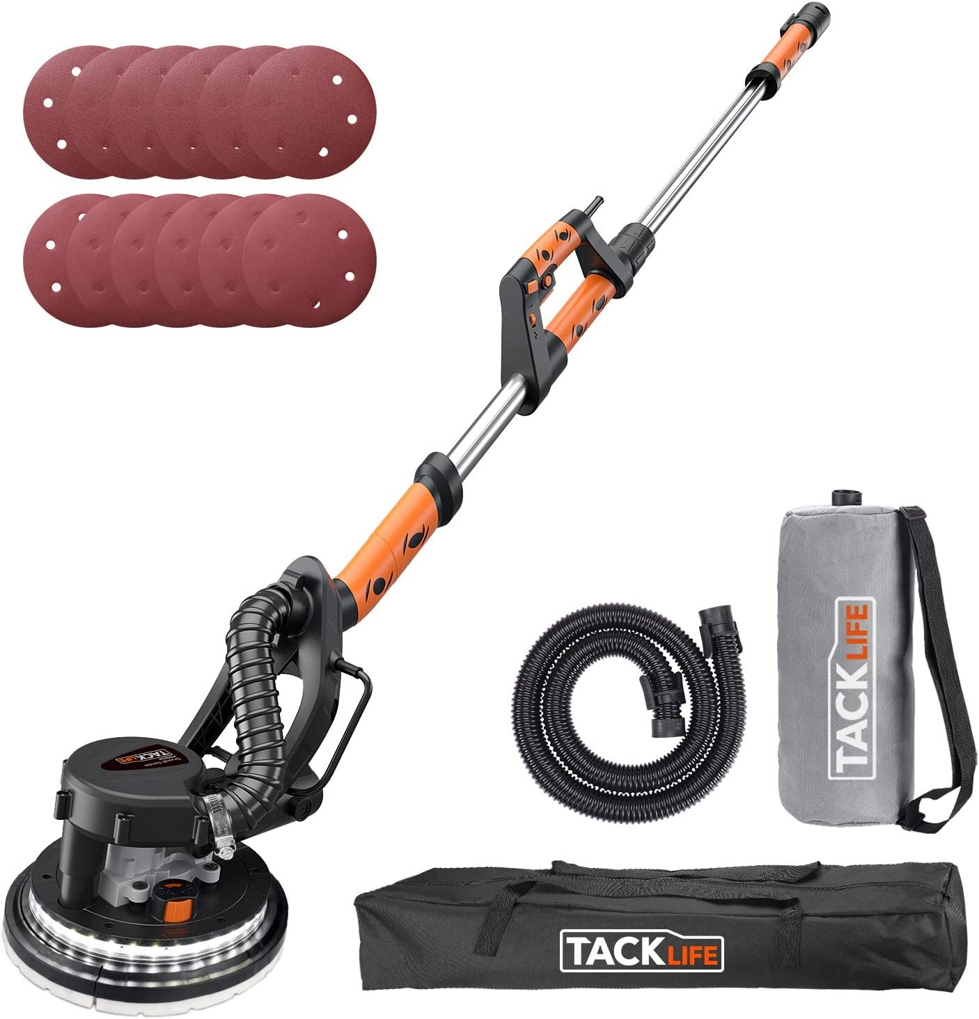 5. Tacklife PDS03A Drywall Sander