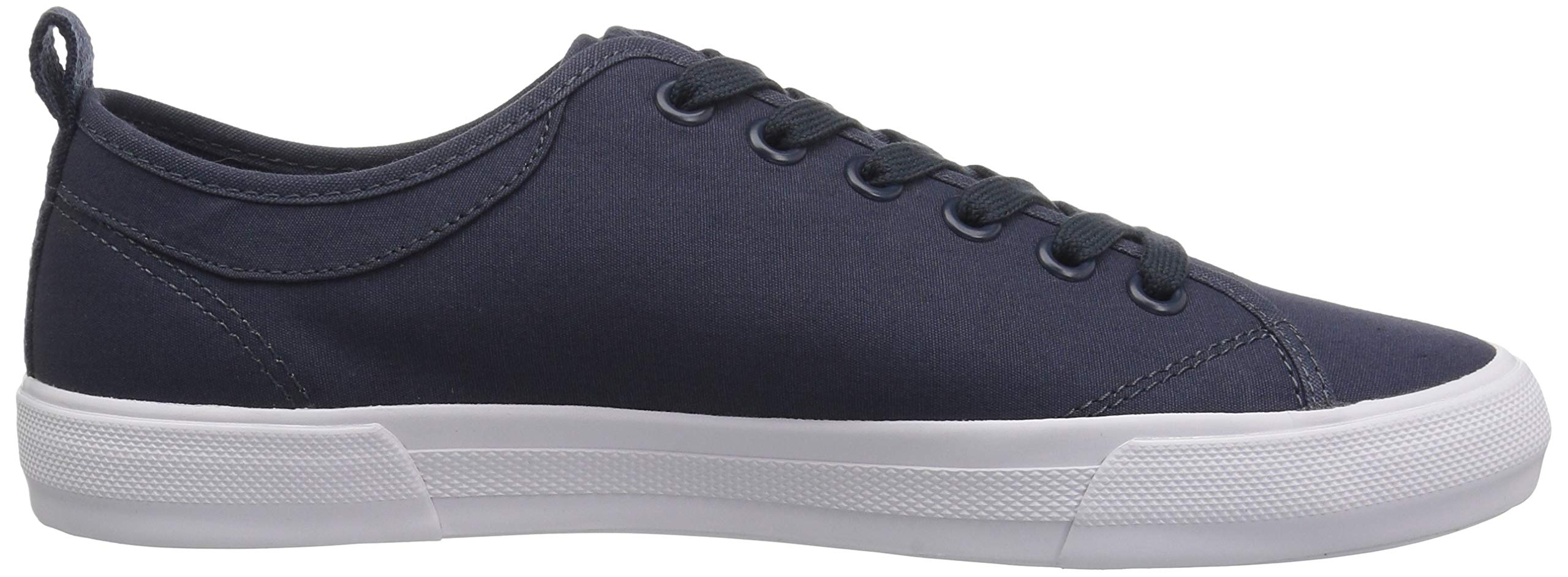 Fred Perry Men's Horton Shower Resist FINE CNV Sneaker, Dark air Force, 6 D UK (7 US) by Fred Perry (Image #6)