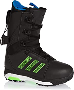 ADIDAS TACTICAL BOOST Snowboard Boots schwarz grün Herren