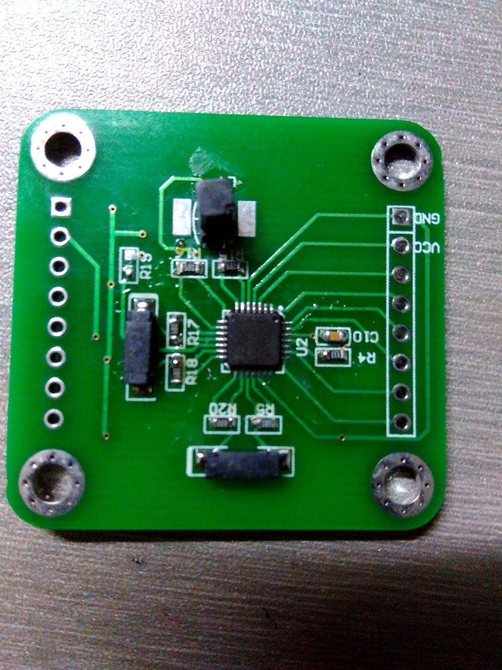 RM3100 Circuit Board 13104 13156 13101 3-Axis PNI Magnetic Electronic Compass
