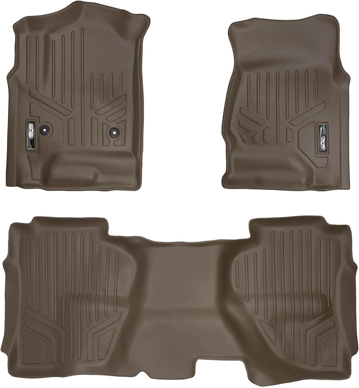 Custom Fit Car Mat 4PC 1604163 Tan PantsSaver