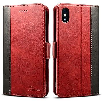 e907fce63d iphone Xs Max ケース 手帳型 アイフォンxsMax - Rssviss カード収納 カバー 手帳 (Qi