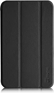 Fintie Slim Shell Case for Samsung Galaxy Tab 3 7.0 - Ultra Lightweight Protective Stand Cover (Black)