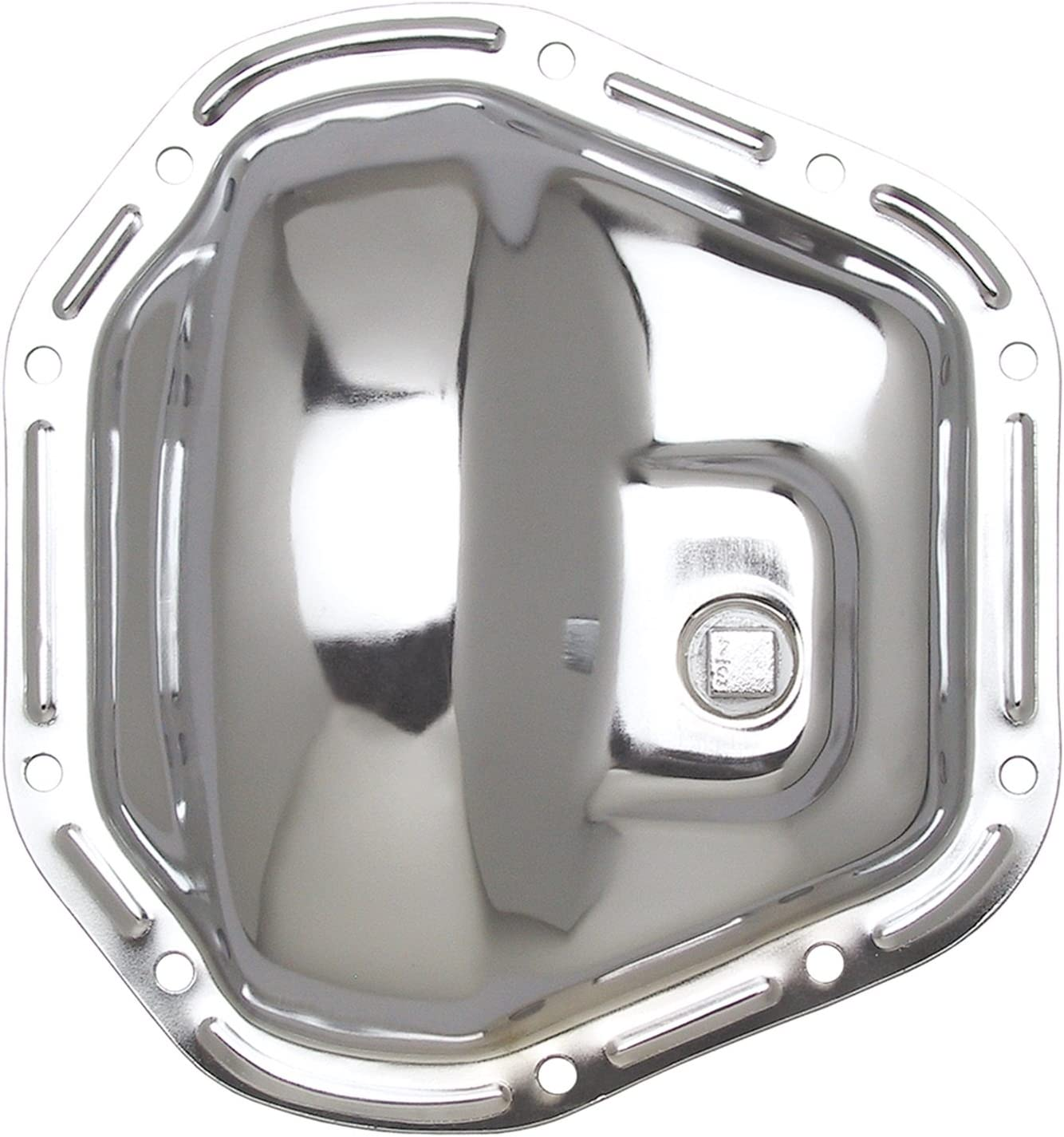 Trans-Dapt 4816 Chrome Differential Cover