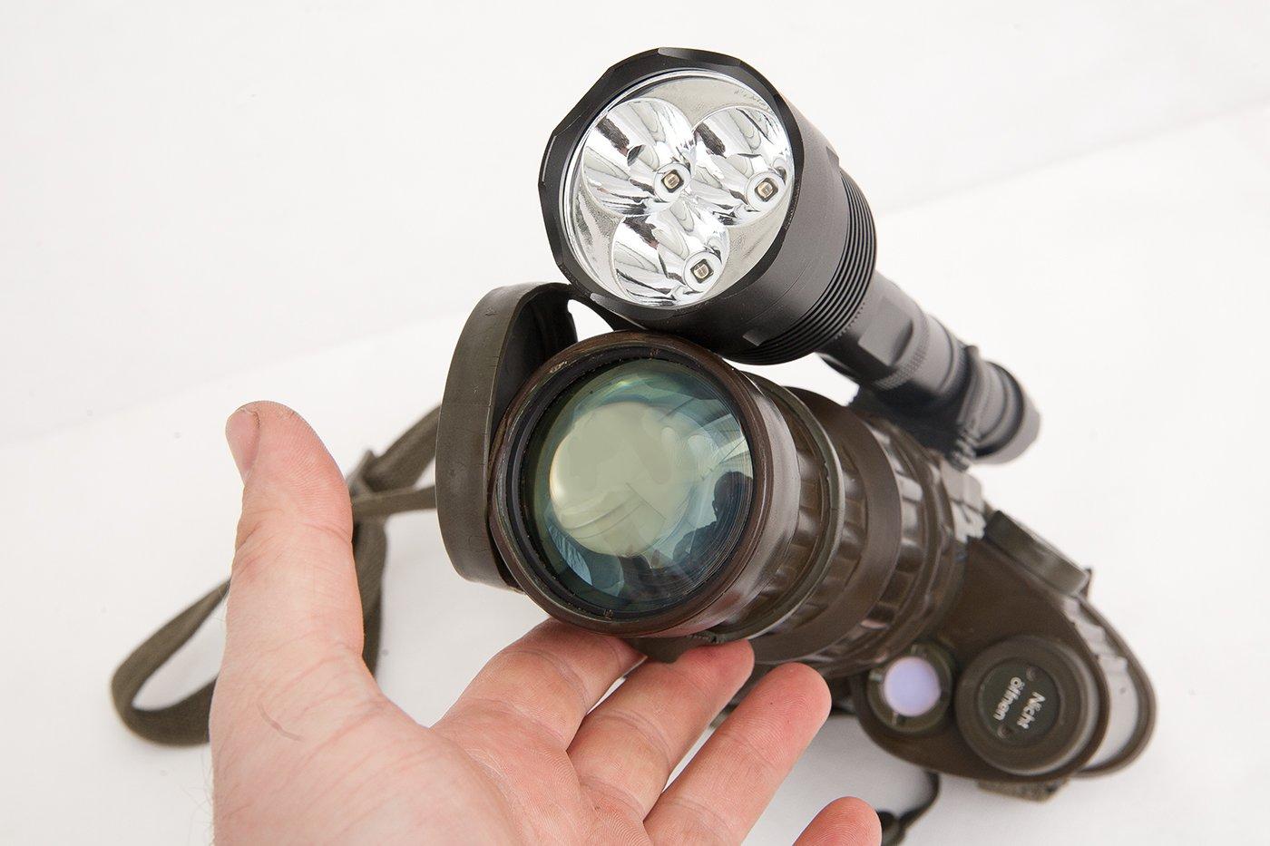 Binoculars & Telescopes Nachtsichtgerät Fero51 Bw Beautiful Neue Objektiv-schutzkappe Fürs Fero 51 Bundeswehr Ir