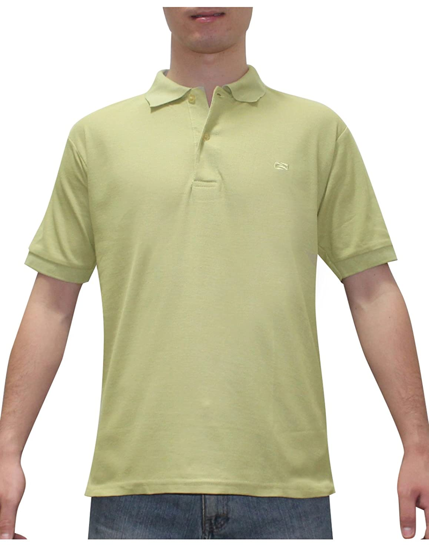 Rip Curl Men's Short Sleeve Summer Polo Shirt Wheat