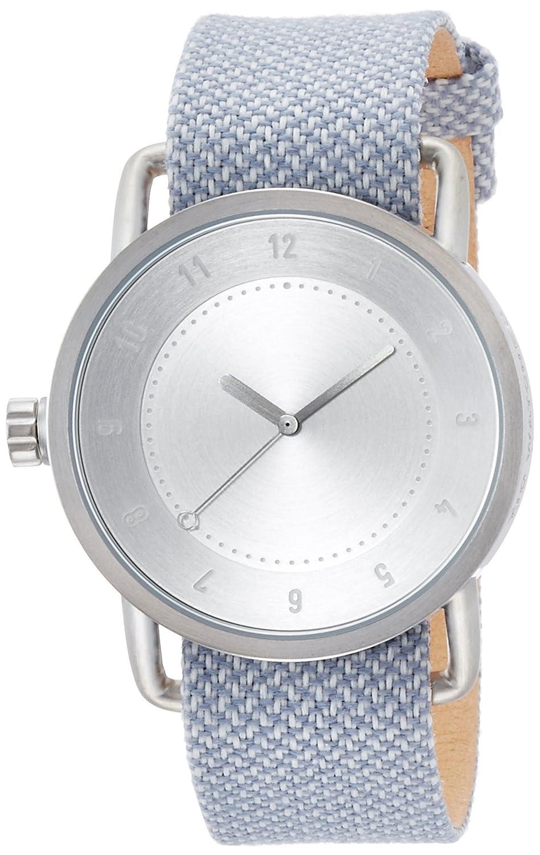 [ティッド ウォッチ]TID watches デザイナーズウォッチ NO.1 引き通し TID01-TW SV/MINERAL 【正規輸入品】 B01FTGI0HO