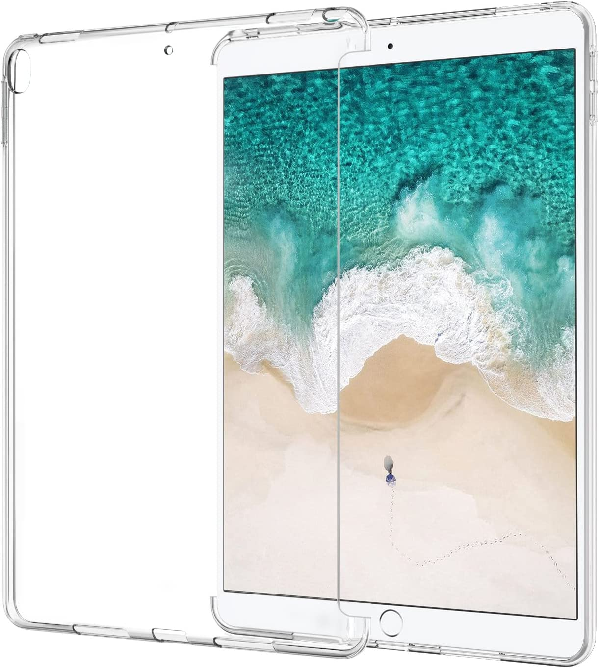 ATiC Case Fit New iPad Air (3rd Generation) 10.5