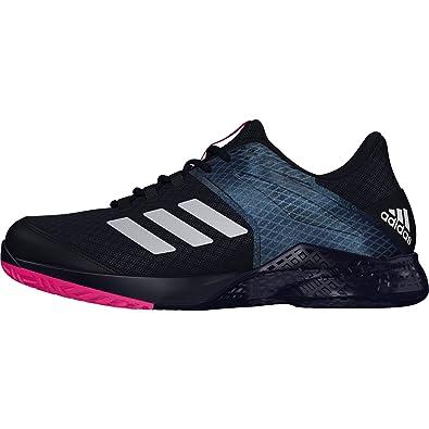 cheap for discount 3310b 72ae0 adidas Adizero Club 2, Chaussures de Tennis Mixte Adulte, Multicolore  (Multicolor 000)