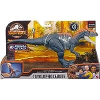 Boneco Dinossauro Cryolophosaurus Primal Attack Jurassic World Mattel