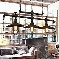 TYSM QJJ Retro Viento Industrial Restaurante Loft Bar