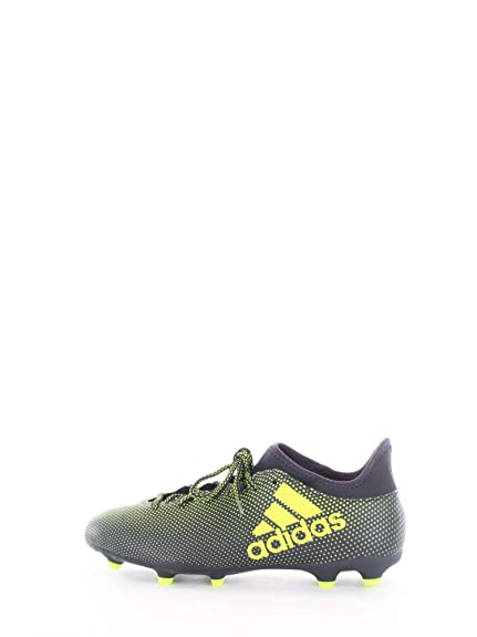low priced c832a 12400 Adidas Men s X17.3 FG Football Boots - Ink Yellow (8 ...