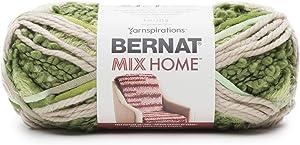 BERNAT Mix Home Yarn, Green