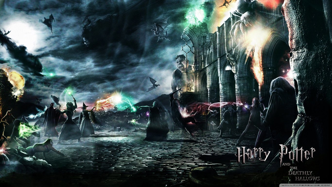 Posterhouzz Movie Harry Potter And The Deathly Hallows Part 1