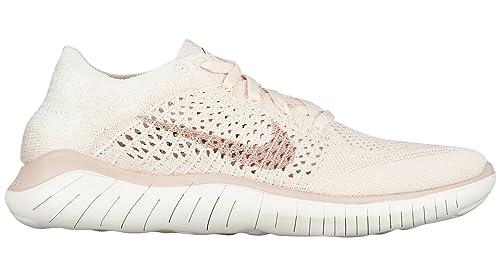 0384bfaa1c078 Nike Damen Laufschuh Free Run Flyknit 2018 Sneakers  Amazon.de  Schuhe    Handtaschen