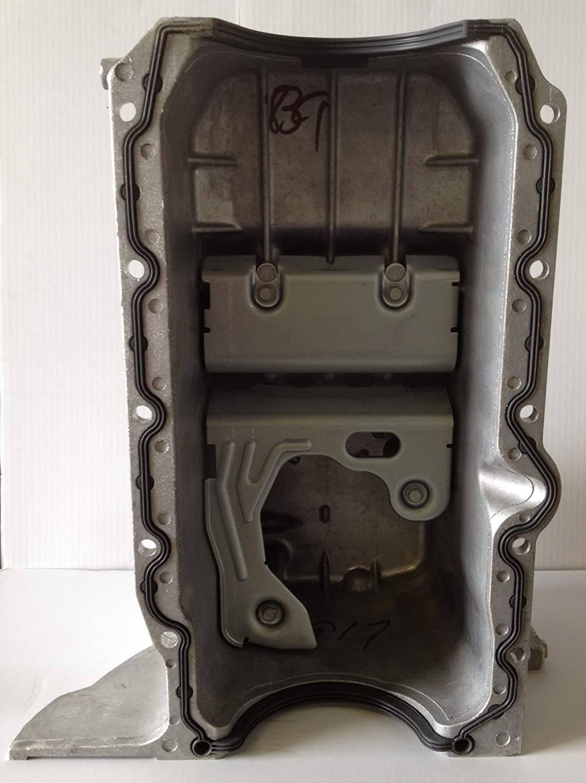 4.3L Aluminum years 1997-2007 Marine Oil Pan Volvo Penta 3858697 Mercruiser 804912T01